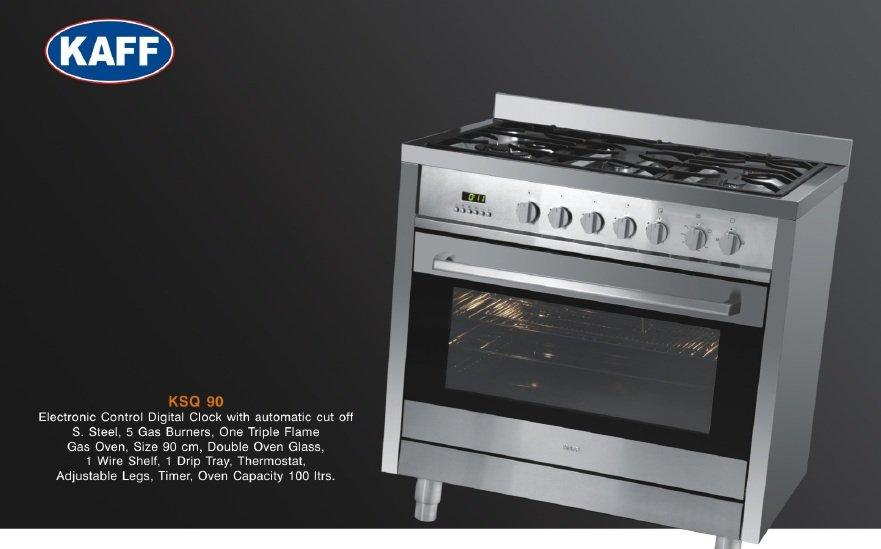 KAFF Built-In Kitchen Appliances   Chimney   Modular Kitchen in ...
